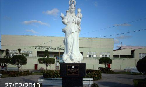 Umbaúba - Igreja Matriz de Nossa Senhora da Guia