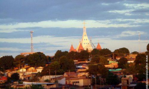 Valparaíso de Goiás - Igreja de Nossa Senhora de Fátima