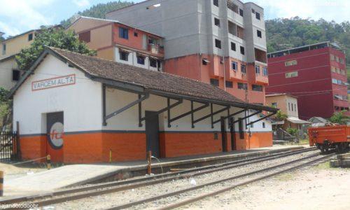 Vargem Alta - Estação Ferroviária