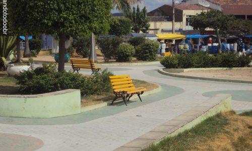 Venturosa - Praça Justino Alves Bezerra
