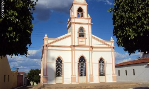 Verdejante - Igreja Matriz de Nossa Senhora do Perpétuo Socorro