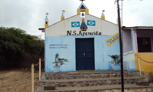 Vertente do Lério - Capela de Nossa Senhora Aparecida