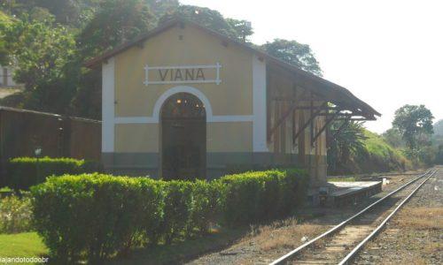 Viana - Estação Ferroviária