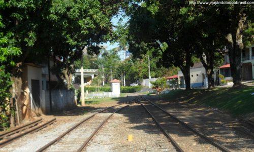 Viana - Estrada de Ferro