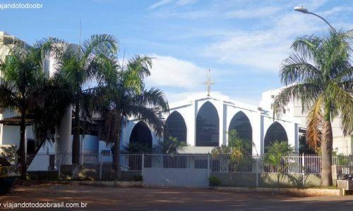 Vicente Pires - Igreja de Nossa Senhora das Vitórias
