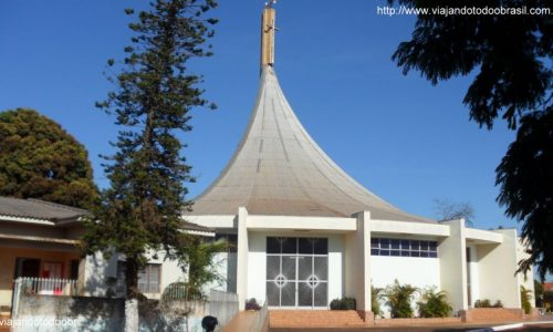 Vicentina - Igreja de Nossa Senhora Rainha dos Apóstolos