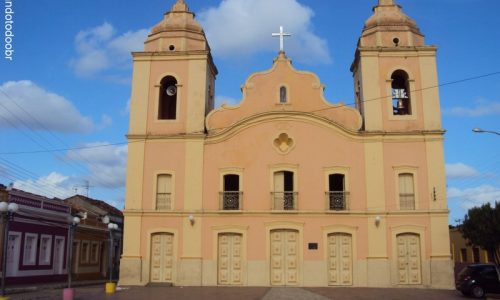 Vicência - Igreja Matriz de Nossa Senhora de Sant'Ana