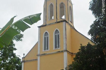 Vila Pavão - Igreja Luterana (Comunidade de Córrego Santa Filomena)