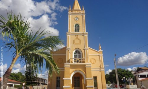Vista Serrana - Igreja Nossa Senhora do Desterro