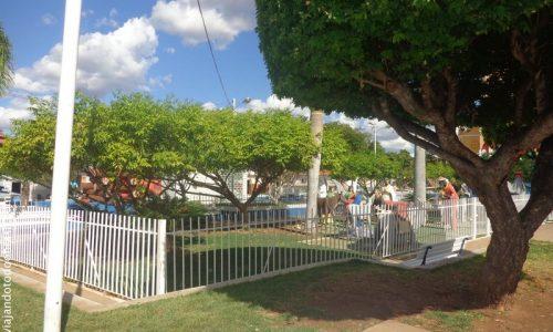 Vista Serrana - Praça Poeta Manoel Leandro Gomes