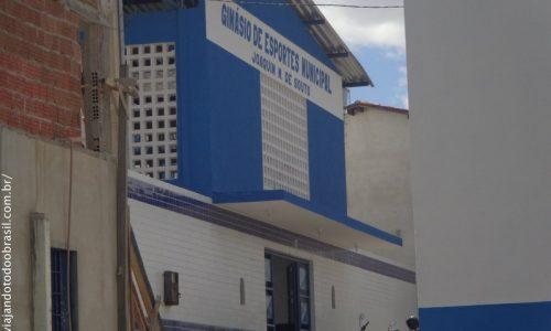 Várzea - Ginásio de Esportes Municipal Joaquim Medeiros de Souto