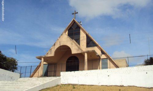 Xexéu - Igreja de São Sebastião