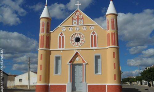 Zabelê - Igreja Nossa Senhora das Dores