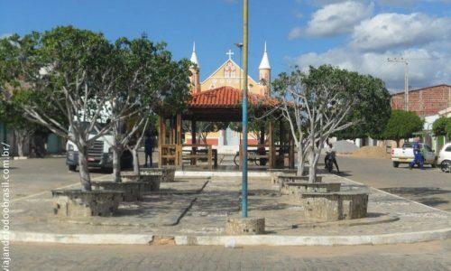 Zabelê - Praça Odilon Rodrigues Neves